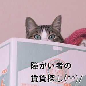 障がい者の賃貸探し(^^)/