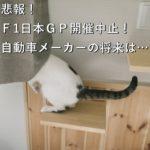 悲報!F1日本GP開催中止!自動車メーカーの将来は…