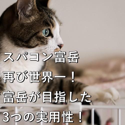 スパコン富岳、再び世界一!富岳が目指した3つの実用性!